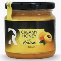 Honing met abrikoos